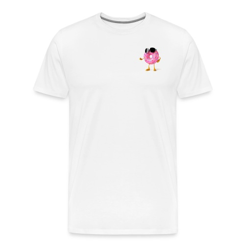 The best new rocketpants01 donut merch - Men's Premium T-Shirt
