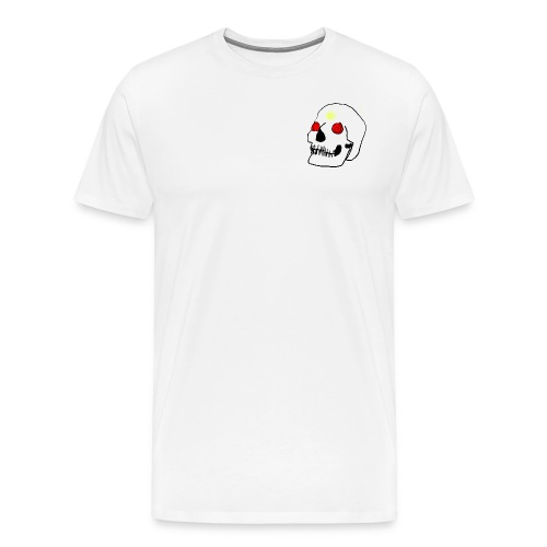 Skelly Eye - Men's Premium T-Shirt