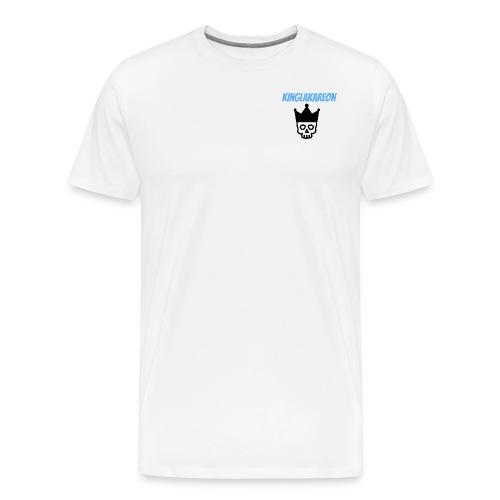 king symbol - Men's Premium T-Shirt