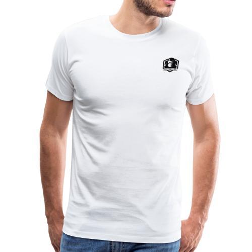 GymGorilla Minimal - Men's Premium T-Shirt
