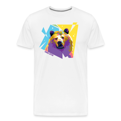 Bear Within - Men's Premium T-Shirt