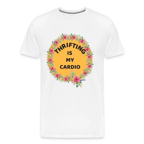 THRIFTING IS MY CARIDO - Men's Premium T-Shirt
