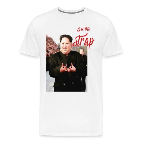 Big logo graphic T-shirt - Men's Premium T-Shirt