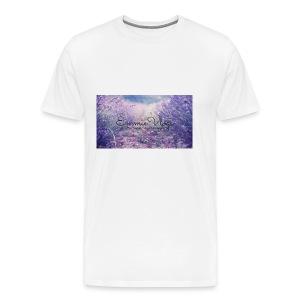 EmmieVlogs Logo - Men's Premium T-Shirt