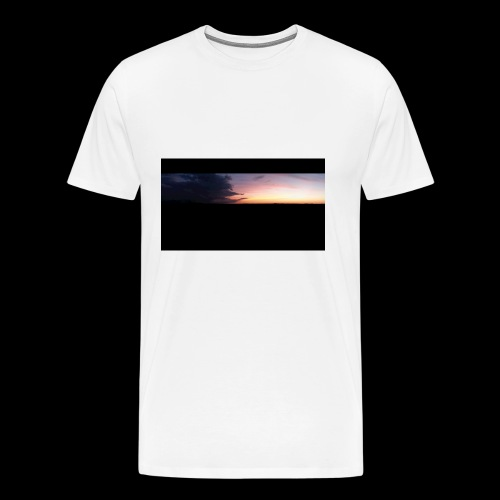 Storm and Dusk - Men's Premium T-Shirt