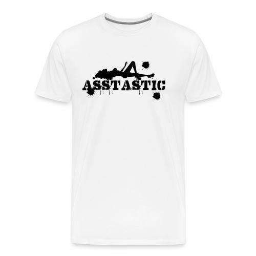 Asstastic - Men's Premium T-Shirt