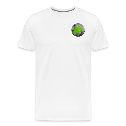 Falling Leaf - Men's Premium T-Shirt