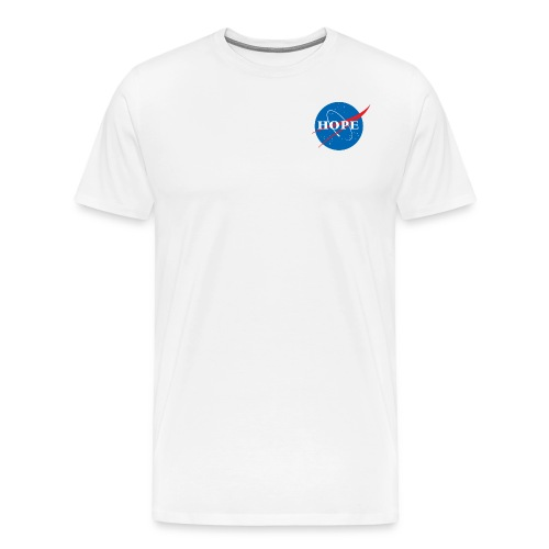 Hope (Nasa design) - Men's Premium T-Shirt