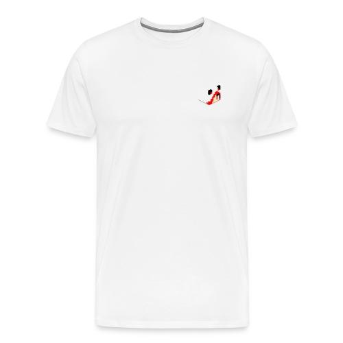 IFlameKitten's Head - Men's Premium T-Shirt