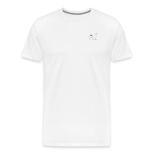 chetah merch - Men's Premium T-Shirt