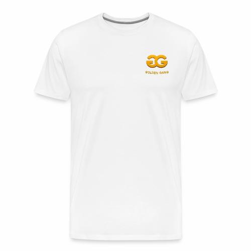 GoldenGang Original - Men's Premium T-Shirt