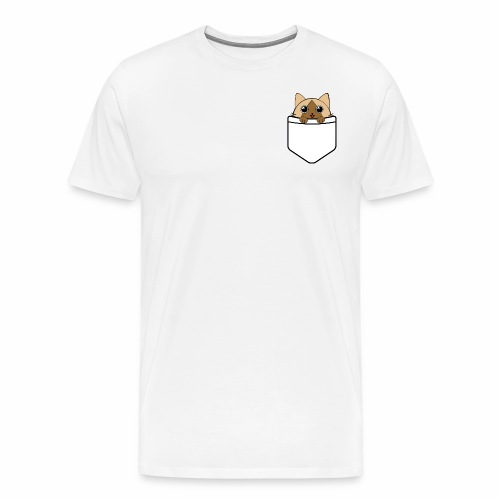 CAT - Men's Premium T-Shirt
