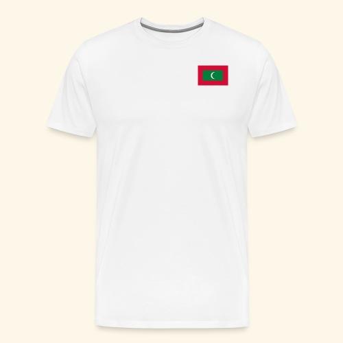 Flag of Maldives - Men's Premium T-Shirt