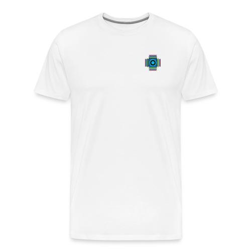 Parallel Cross - Men's Premium T-Shirt