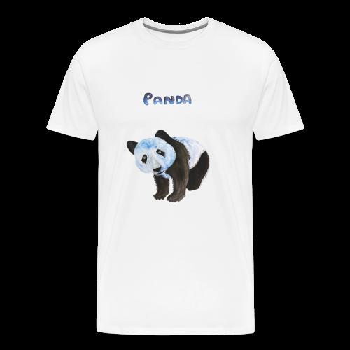 Panda T-shirt - Men's Premium T-Shirt