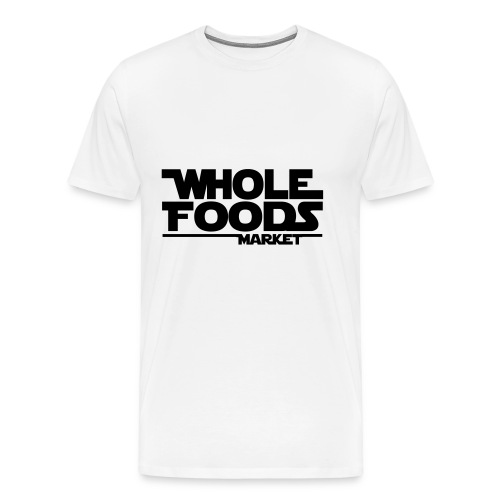 WHOLE_FOODS_STAR_WARS - Men's Premium T-Shirt