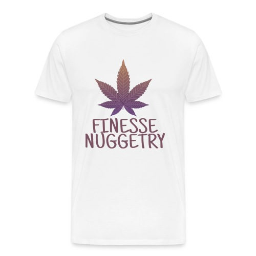 Finesse Nuggetry - Men's Premium T-Shirt