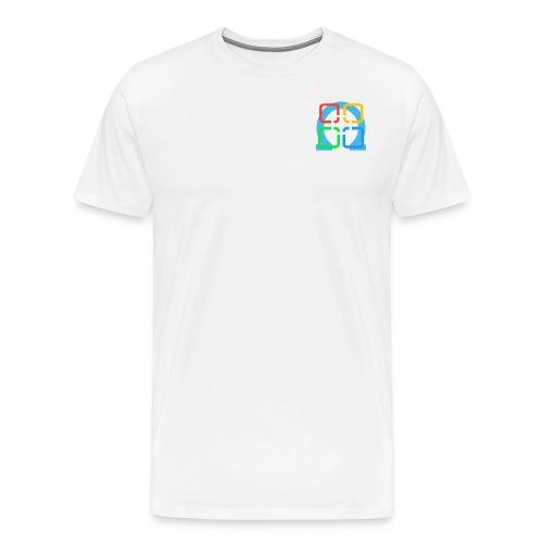 Omega Studios Brand Logo - Men's Premium T-Shirt