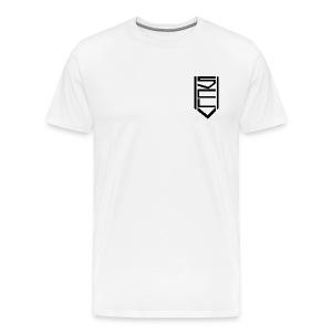 SCL Crest Logo - Men's Premium T-Shirt