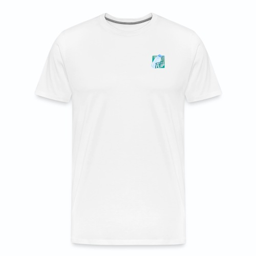bottle flip merch - Men's Premium T-Shirt