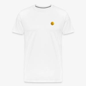 Smile Pin - Men's Premium T-Shirt