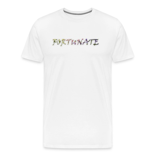 FortunateFlowers - Men's Premium T-Shirt