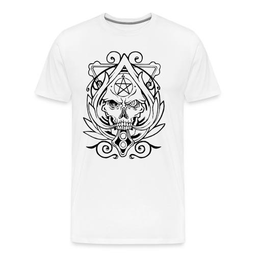 Skull Devil Inside - Men's Premium T-Shirt