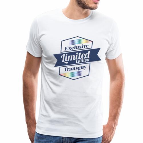 Limited Edition Transguy - Men's Premium T-Shirt