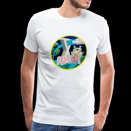 Apollo NASA T-Shirt - Men's Premium T-Shirt
