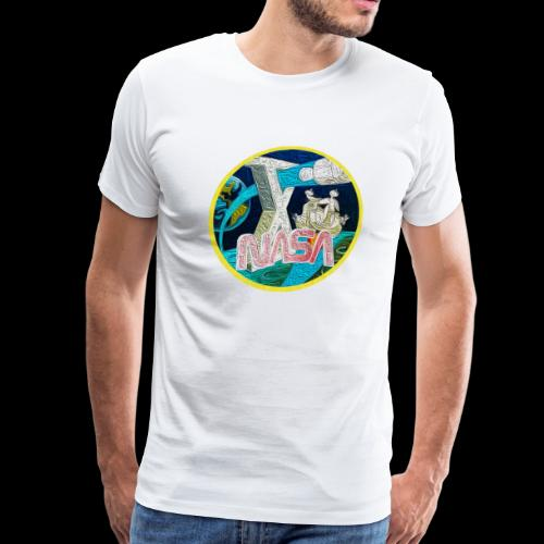 Apollo NASA T-Shirt - Men's Premium T-Shirt