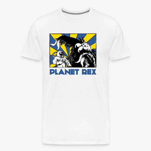 Planet Rex - Grif & Ky - Men's Premium T-Shirt