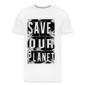 SaveOurPlanet - Men's Premium T-Shirt