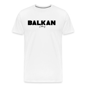 Original Balkan Clothing. Logo - Men's Premium T-Shirt
