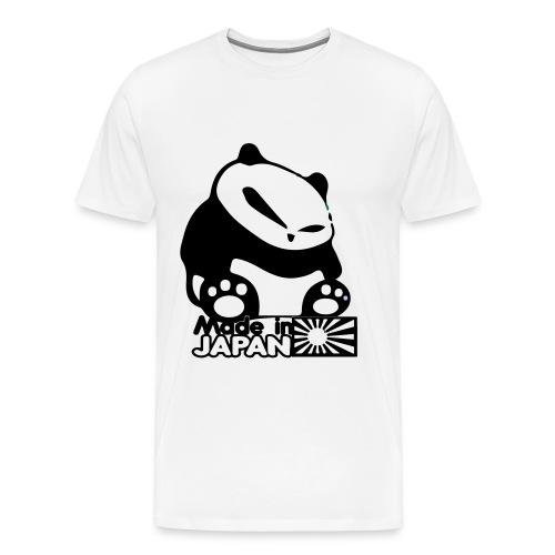 Made In Japan Panda - Men's Premium T-Shirt