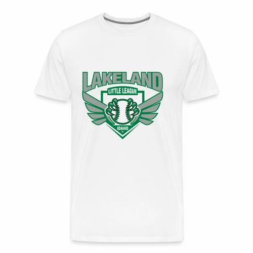 525fe23b8b lakeland bw - Men's Premium T-Shirt