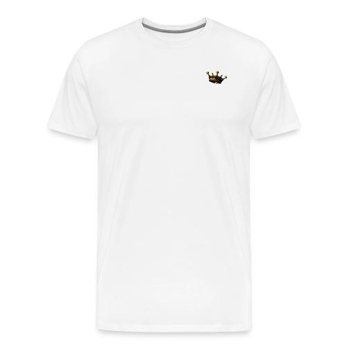 royal crown - Men's Premium T-Shirt