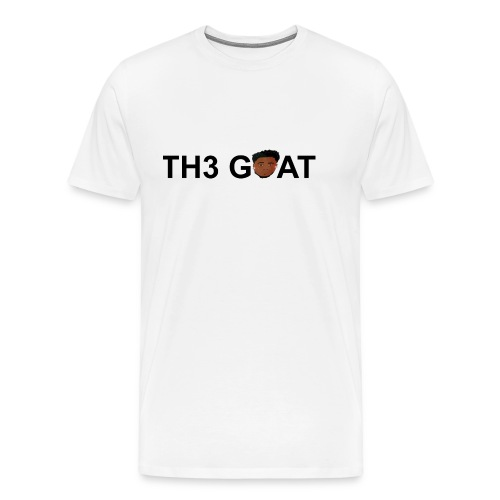 The goat cartoon - Men's Premium T-Shirt