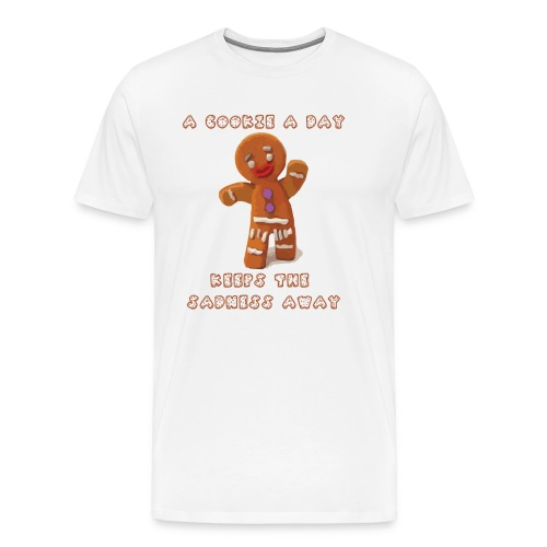 National Gingerbread Day - Men's Premium T-Shirt
