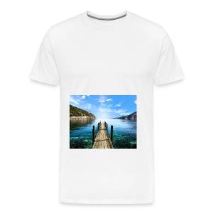 1A692D48 E0FC 40B8 ACB0 C8390D7D922F - Men's Premium T-Shirt
