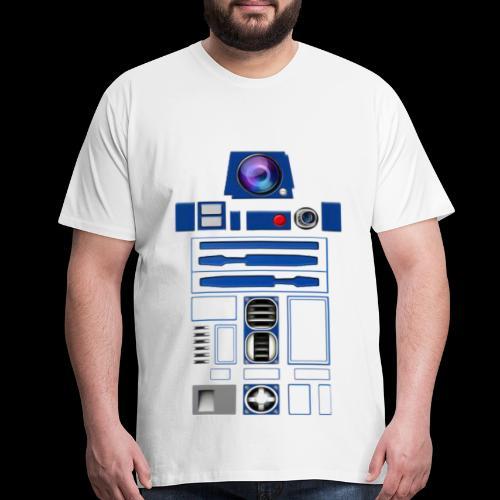 Droid - Men's Premium T-Shirt