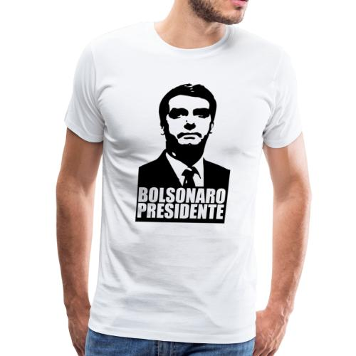 Bolsonaro Presidente - Men's Premium T-Shirt