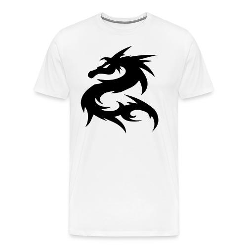 Dragon Nepal T-shirt - Men's Premium T-Shirt