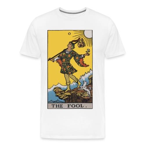 00 the fool color - Men's Premium T-Shirt