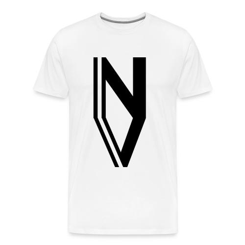 NVM LOGO - Men's Premium T-Shirt