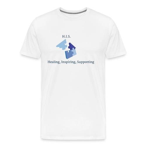 Signature HIS Tee - Men's Premium T-Shirt