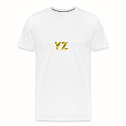 GOLDEN YZ - Men's Premium T-Shirt