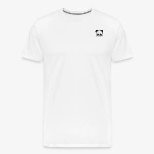 Angry Panda - Men's Premium T-Shirt