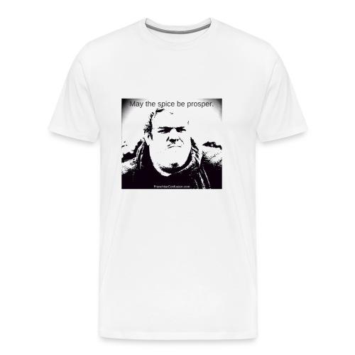 Maythespicebeprosper-hodor - Men's Premium T-Shirt