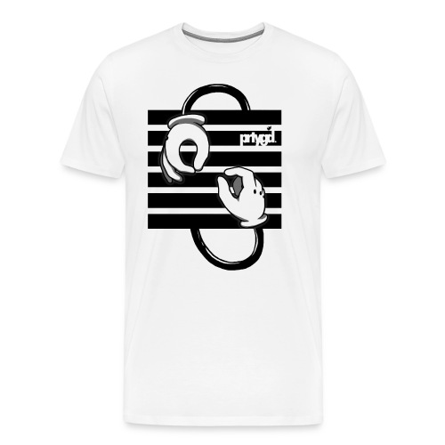 pass tha demons - Men's Premium T-Shirt