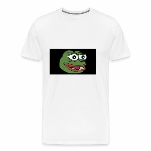 anything anytime - Men's Premium T-Shirt